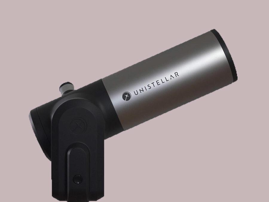 telescope connecté