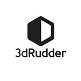 logo 3d rudder playstation