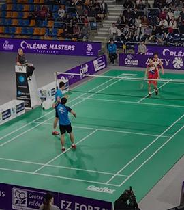 altyor badminton orléans