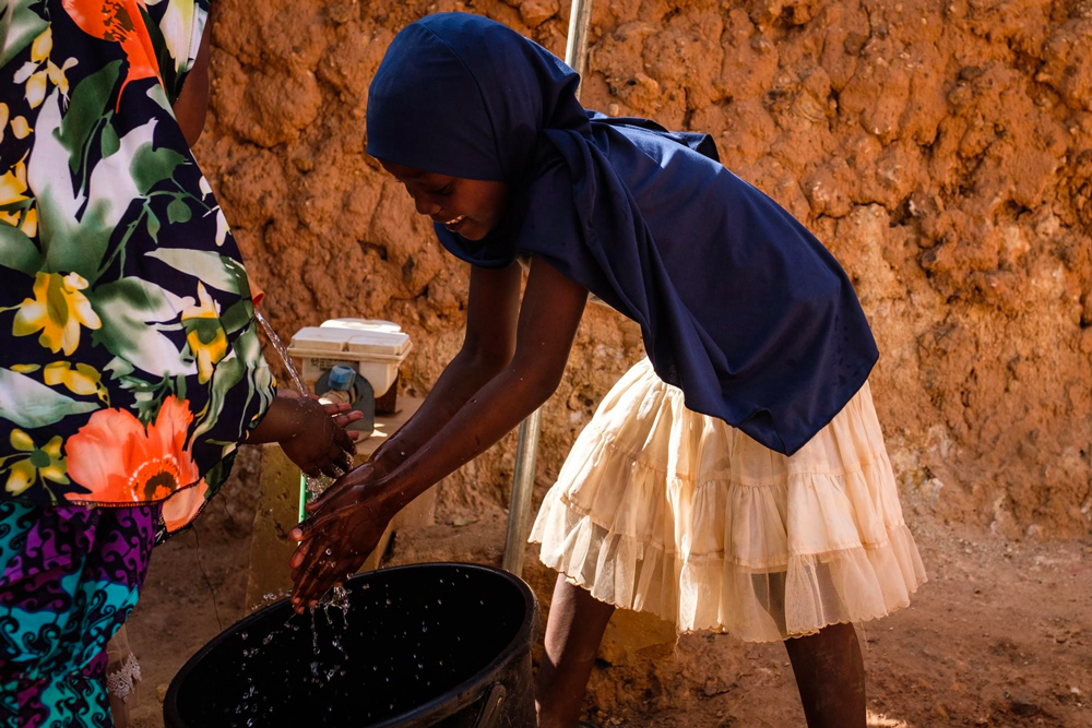 compteur eau connecté afrique